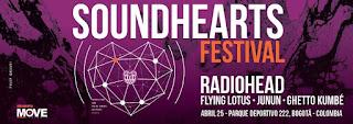 RADIOHEAD en Bogotá 2018 (Festival SOUNDHEARTS)