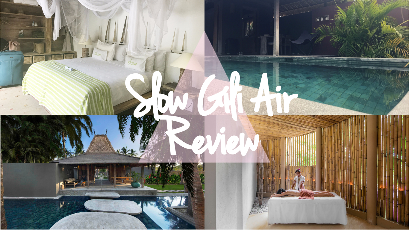 SLow Gili Air, Gili Islands Hotel Review