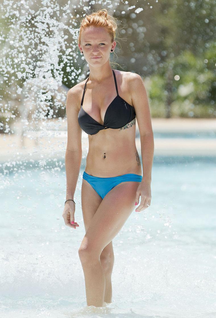 Hot Bikini Pics Of Maci Bookout  Hot Actress Sexy Pics-1166