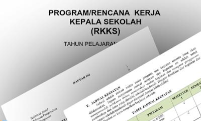Program Kerja Kepala Sekolah, Program Tahunan Dan Segala Pelengkapnya