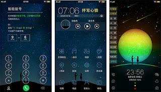 Tema Iphone X Untuk Vivo Y71