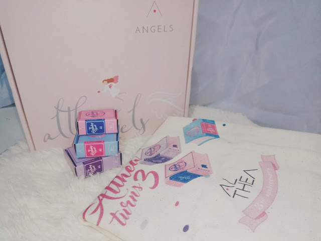 Hadiah Buat Althea Angles dan #AltheaTurns3