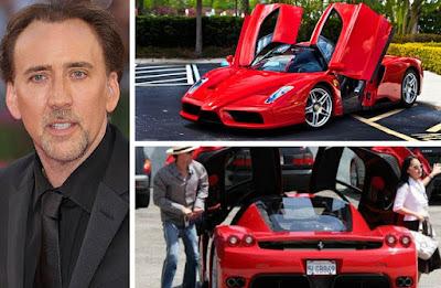 تعرف على أفخم سيارات المشاهير في العالم cars owned by celebrities