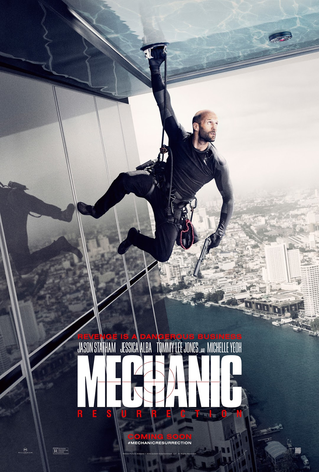 Mechanic: Resurrection 2016 - Full (HDCAM)