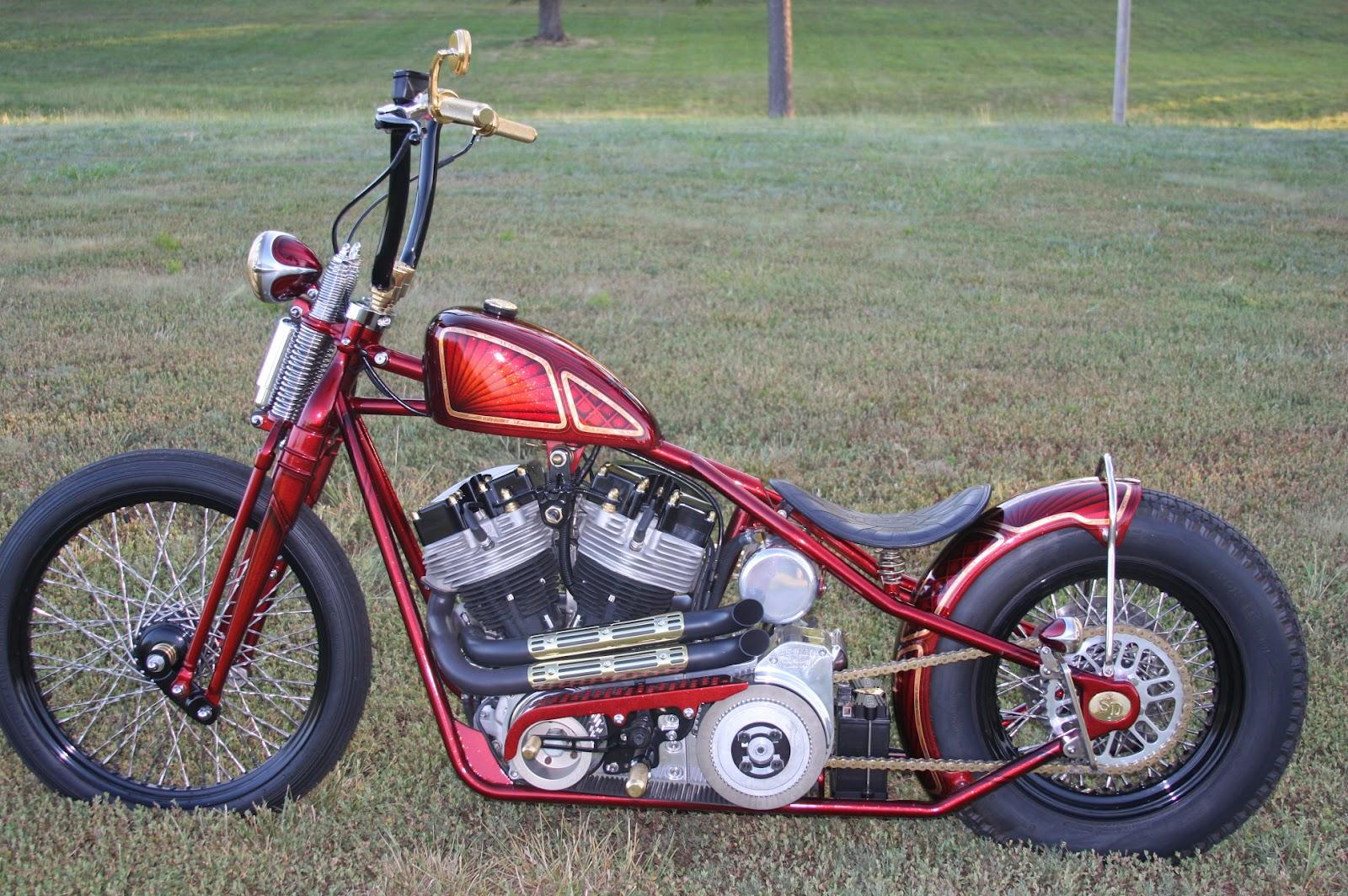 Harley Softail Bobber Parts | Motorjdi.co