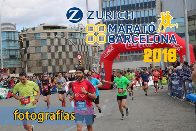 Zurich Marató de Barcelona 2018