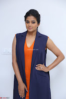 Priyamani in Beautiful Short Deep neck Orange Dress ~  Exclusive 42.JPG