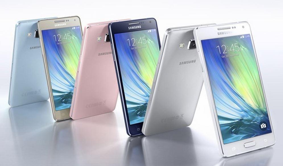Samsung Galaxy Ailesinin Yeni Üyeleri A5 ve A3'ü Duyurdu