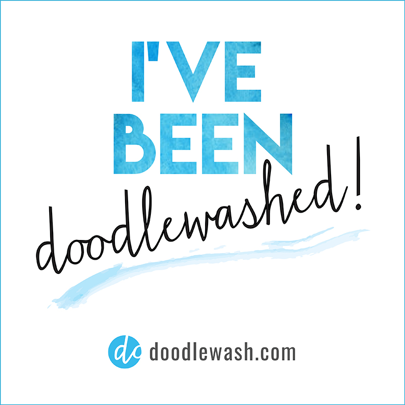 Click to read my guest post at Doodlewash