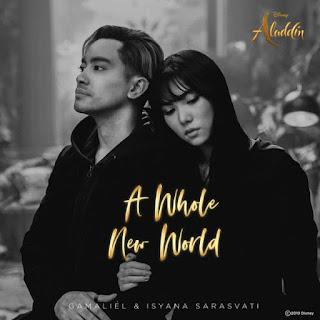 """Gamaliel & Isyana Sarasvati - A Whole New World (From """"Aladdin"""") on iTunes"""