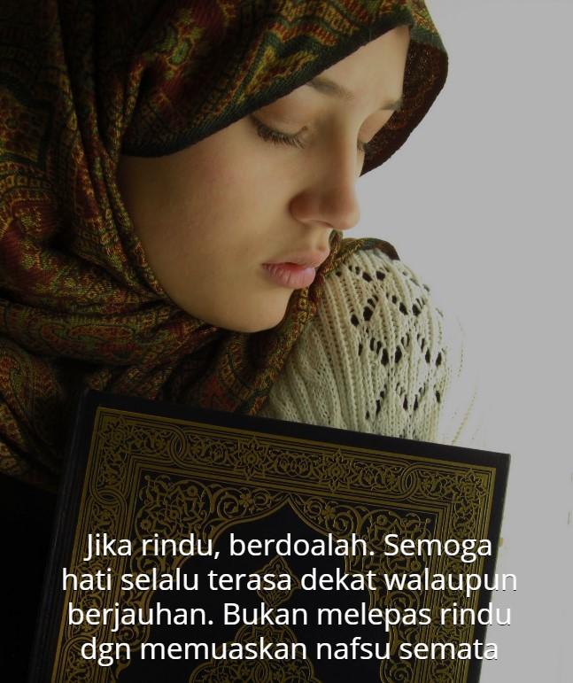 25 Kata Kata Romantis Islami Untuk Calon Imam
