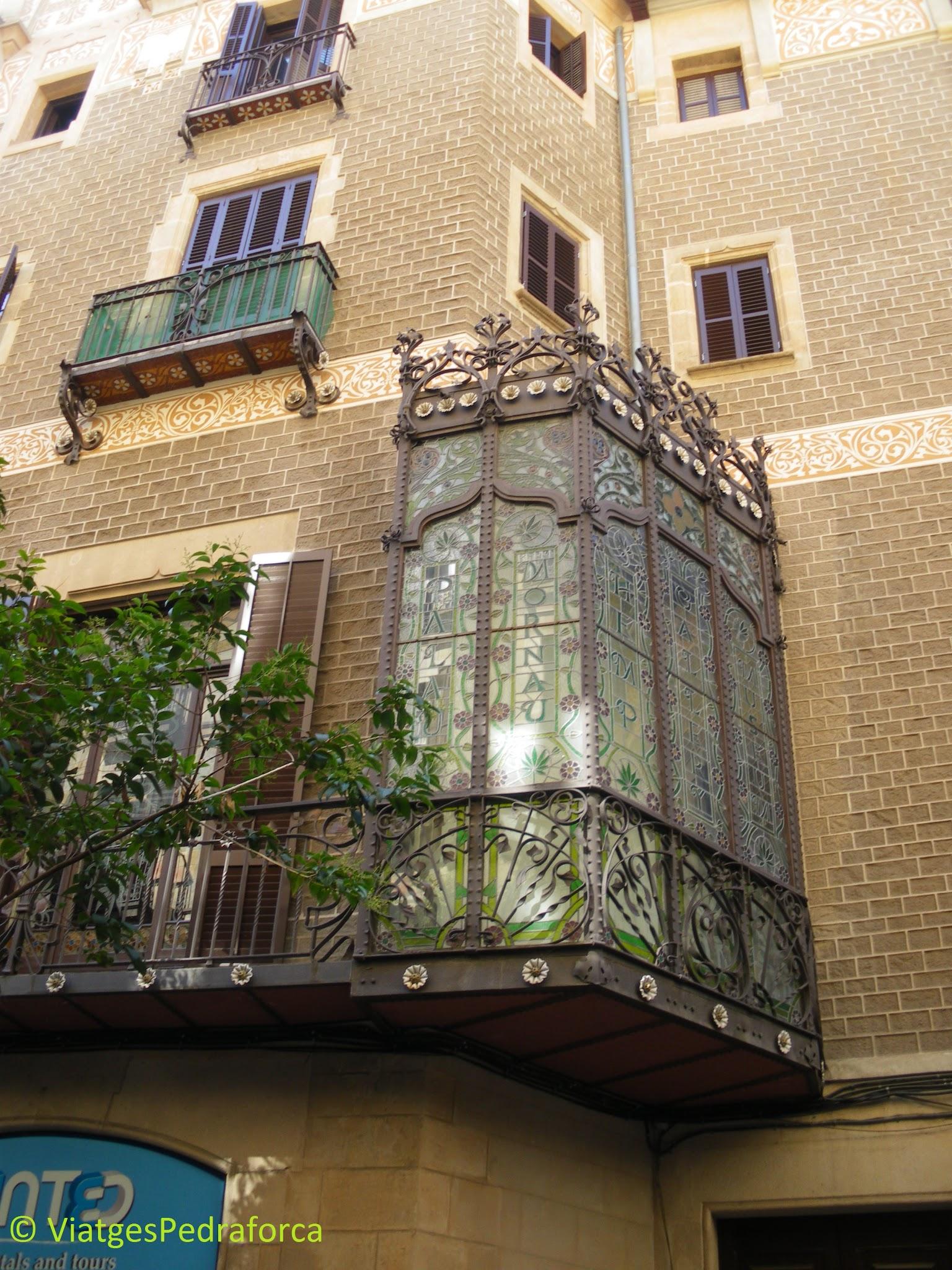 Ruta modernista Barcelona, Catalunya