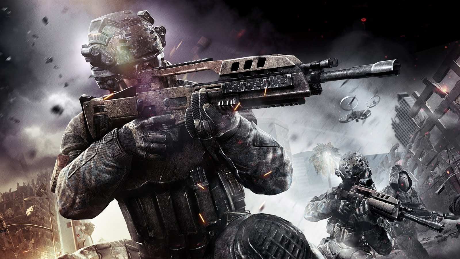 Call of Duty film to be released in 2018