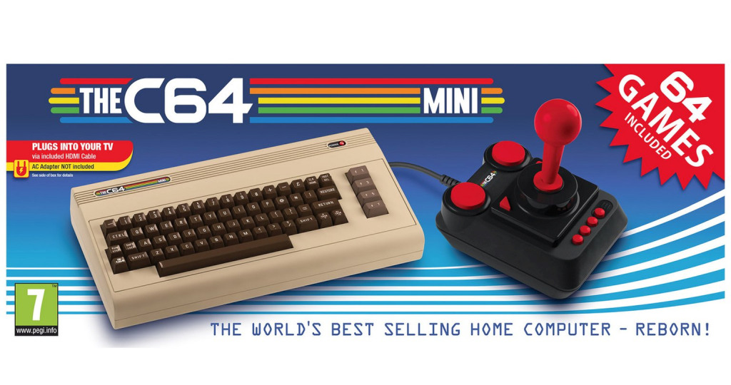 Indie Retro News: The C64 Mini is going BIG for 2019
