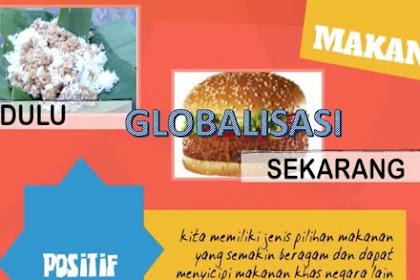 Contoh Dampak Globalisasi di Bidang Sosial Budaya