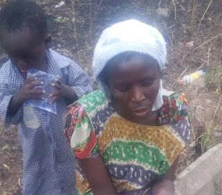 mad woman Ughelli Delta State abeokuta