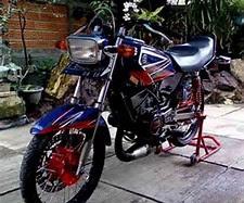 Motor Rx King Modifikasi Keren