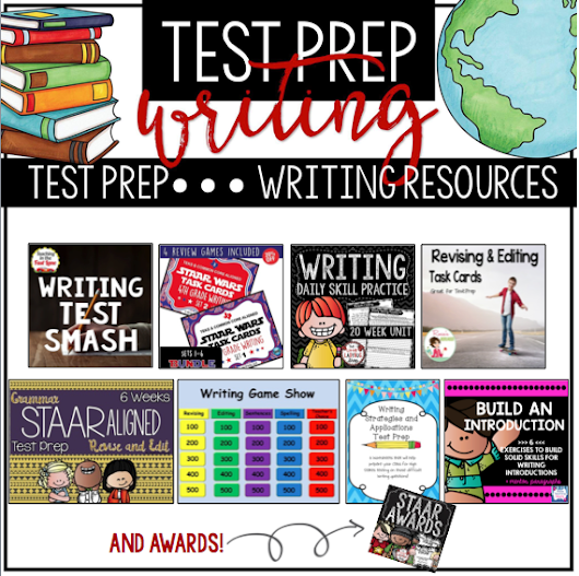 Rock the STAAR Test Prep Giveaway!