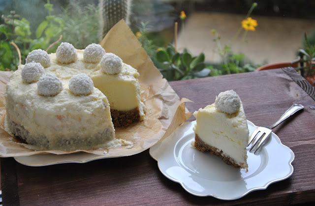 Kokos Cheesecake
