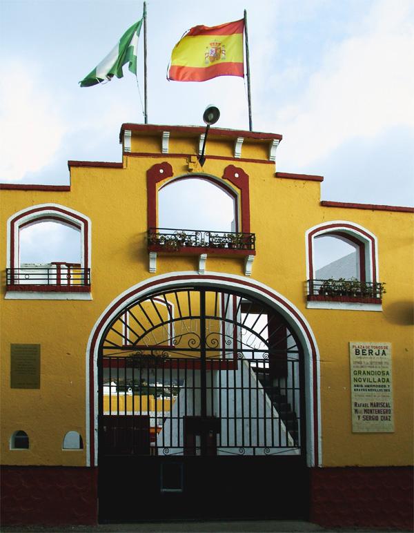 Almeria Es Bella Plazas De Toros De La Provincia De Almeria