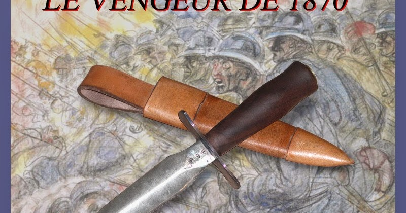 Plowshare Forge French M1916 Trench Dagger
