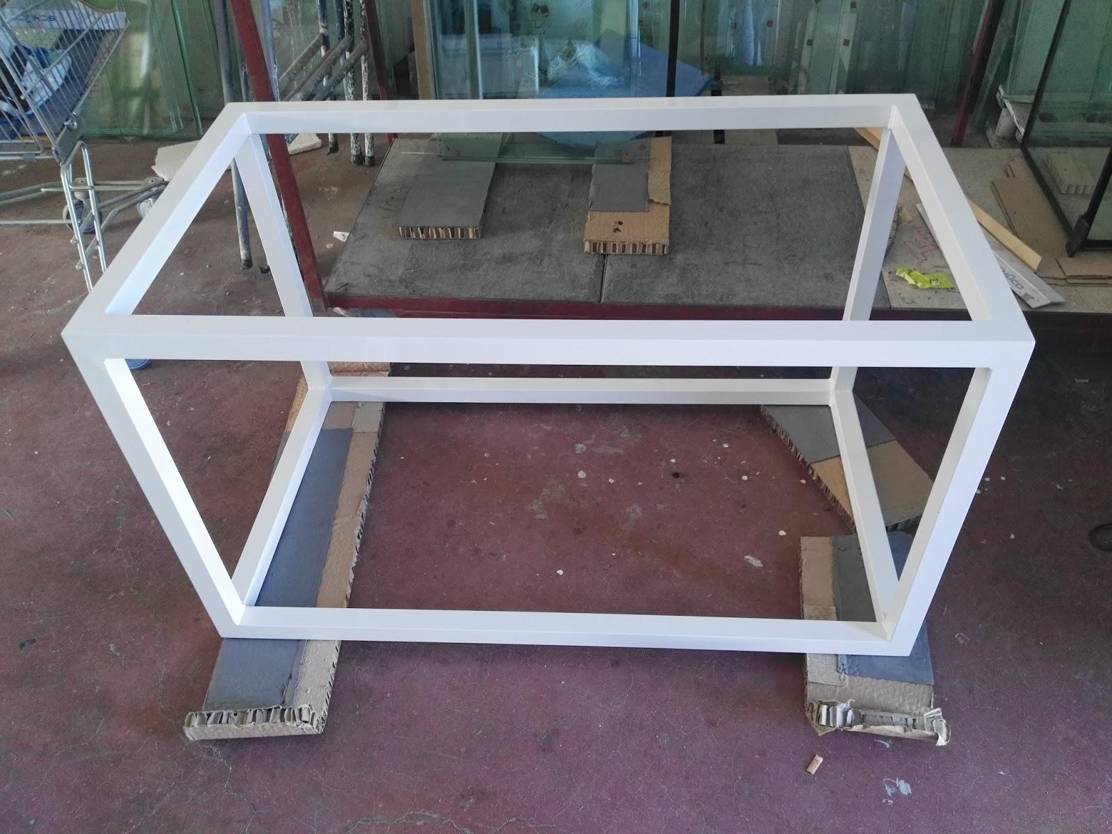 Acuario a medida mesas y estructuras para acuarios - Estructuras para mesas ...