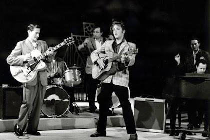 50+ Lagu Rock 'n' Roll Barat Terbaik Sepanjang Sejarah