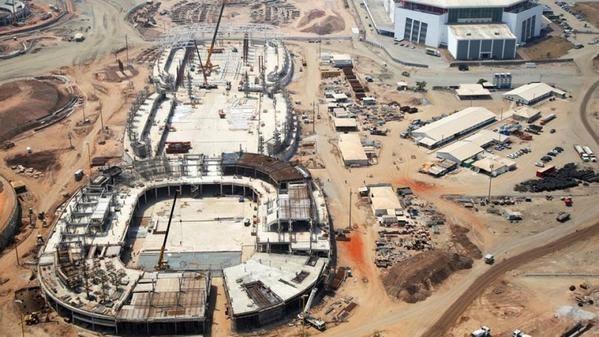 Río 2016 - Construcciones | mundo handball