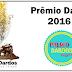 Prêmio Dardos é um selo virtual para agraciar o trabalho do blog