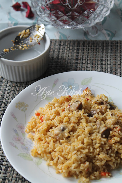 Nasi Goreng Azie Kitchen