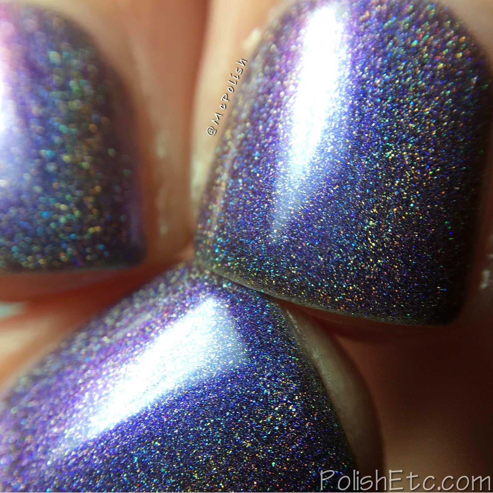 Candy Lacquer - The Twilight Zone Collection - McPolish - Nightmare at 20,000 feet