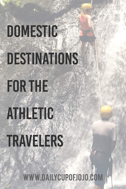 Domestic Destinations for the Athletic Traveler