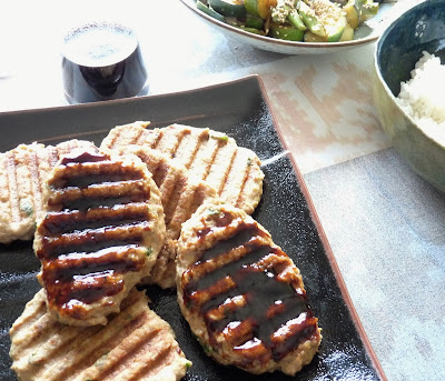 Tsukune (Chicken Patties) with Yakitore Sauce