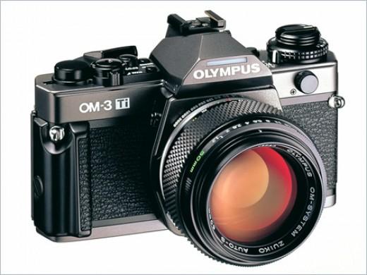 Olympus OM-3 Ti (1944)