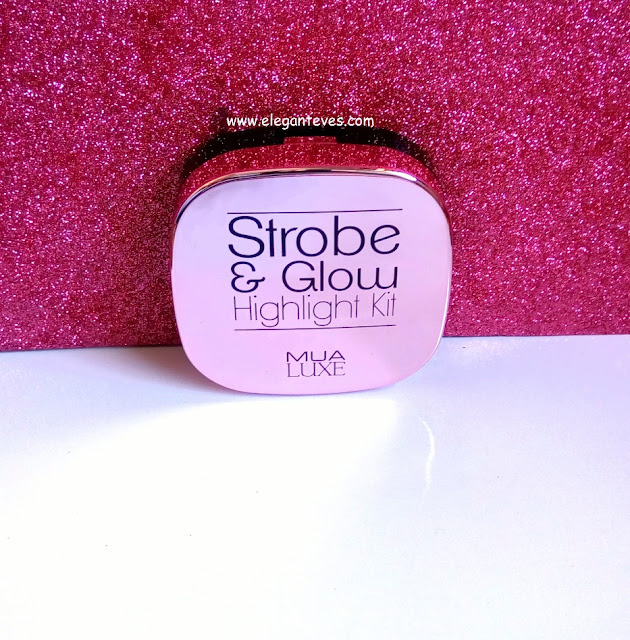 Review of MUA Luxe Strobe and Glow Highlighter Kit