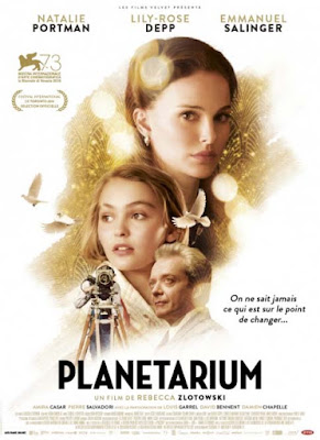 Sinopsis Planetarium (2016)