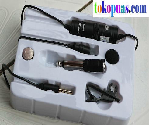review mic clip boya by m1