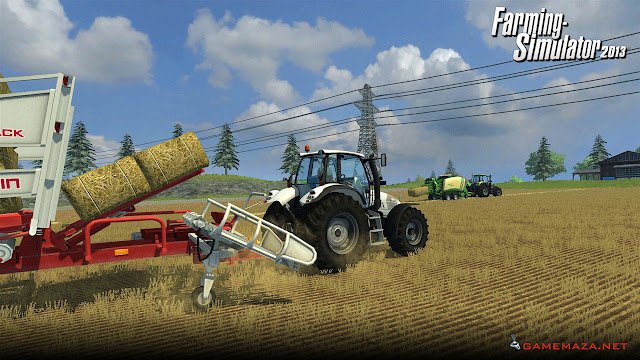 Farming Simulator 2013 Gameplay Screenshot 4