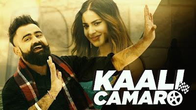 KAALI CAMARO LYRICS - Amrit Maan | Camaro Kali Tangdi
