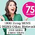 Zong Shandaar Haftawar Offer Giving Minutes SMS MBs