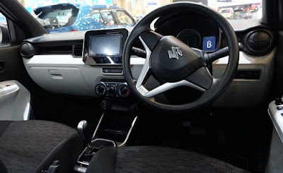 Interior Ignis Varian GL AGS