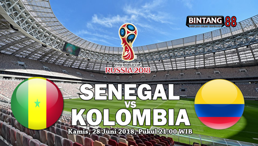 Prediksi Senegal Vs Kolombia 28 Juni 2018