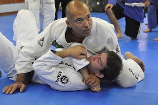 brazilian jiu-jitsu style