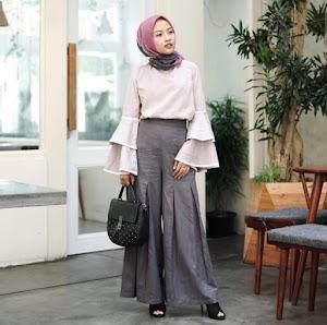 Inspirasi Padu Padan Pakaian untuk Model Blouse Kekinian