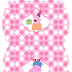 Peppa Pig and Family: Free Printable Pillow Boxes.