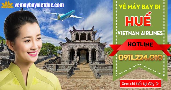 Giá vé máy bay đi Huế giá rẻ Vietnam Airlines