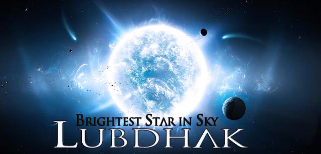 The Brightest star in Sky - Lubdhak ( The Dog Star) in Hindu Mythology