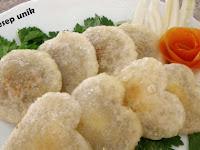 Resep Cireng gurih krispy kenyal-kenyal praktis dan sederhana