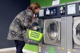 negocio lavandería