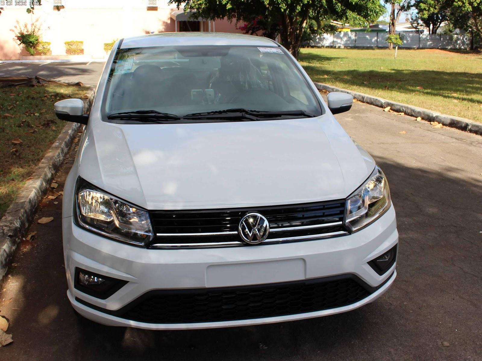 Volkswagen Gol 2019 - 4º carro mais vendido do Brasil